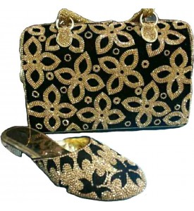 Classy Beautiful Shoe & Bag 8