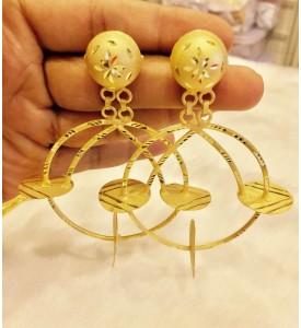 Exotic Earing Dubai Style
